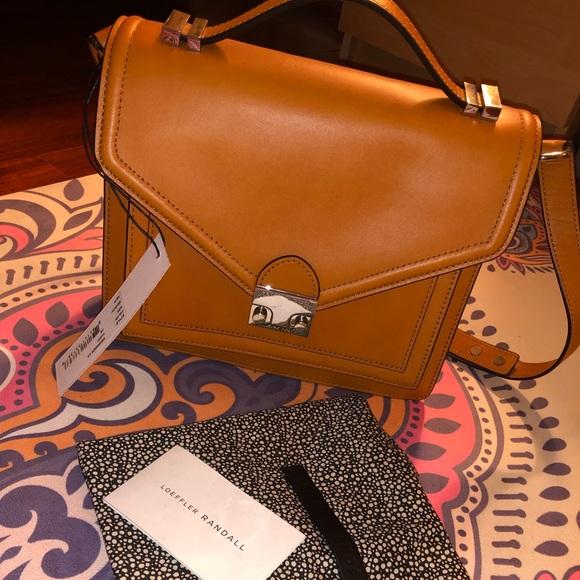 Loeffler Randall Handbags - Loeffler Randall Medium Rider Bag